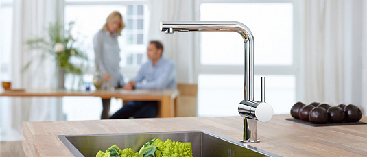 Фото — Grohe Minta Touch 31360001 GROHE