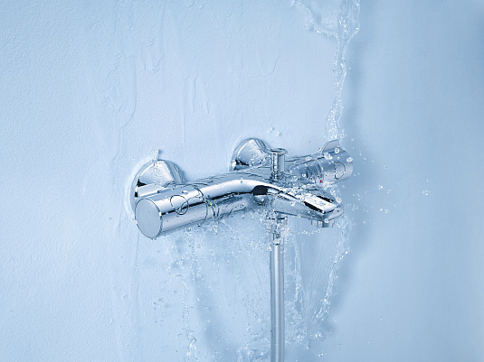 Фото — Grohe Grohtherm 800 34564000  GROHE