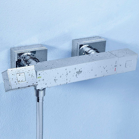Фото — Grohe Grohtherm Cube 34495000  GROHE
