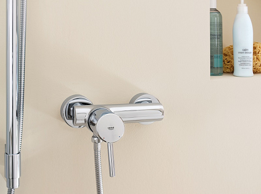 Фото — Смеситель для душа Grohe Concetto new 32210001 GROHE